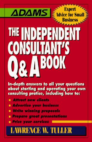 Download The independent consultant's Q & A book
