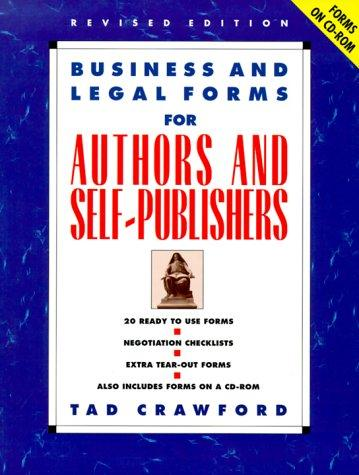 Download Business and legal forms for authors and self-publishers