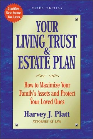 Your living trust and estate plan