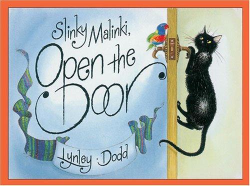 Slinky Malinki Open the Door