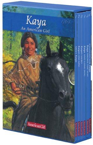Kaya Boxed Set (American Girl), Shaw, Janet