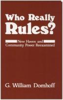 Download Who Really Rules?