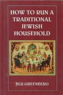 Download How to run a traditional Jewish household