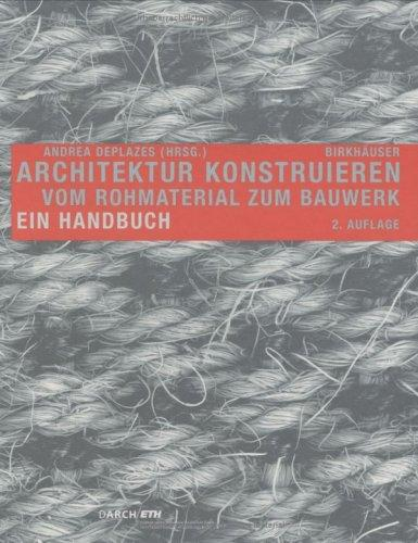 Download Architektur konstruieren