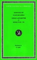 Download Roman Antiquities