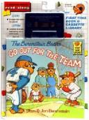 Download The Berenstain Bears Go Out for the Team (First Time Books)