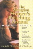 Download The Abingdon Women's Preaching Annual