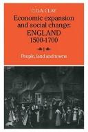 Economic expansion and social change