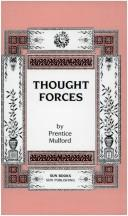 Download Thought Forces