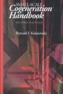 Download Small-Scale Cogeneration Handbook