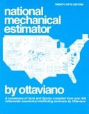 National Mechanical Estimator (25th Edition)