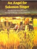 Download An Angel for Solomon Singer