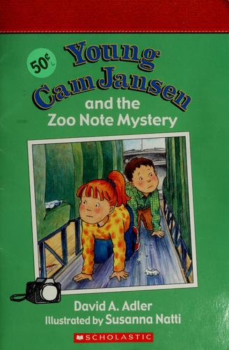 Download Young Cam Jansen and the zoo note mystery