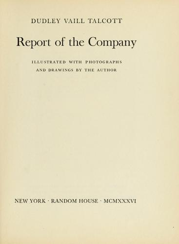 Download Report of the company