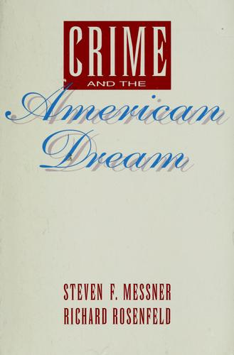 Download Crime and the American dream