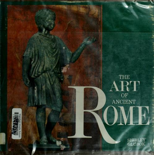 The art of ancient Rome.