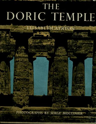 Download The Doric temple.