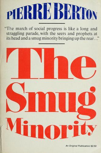 The smug minority.