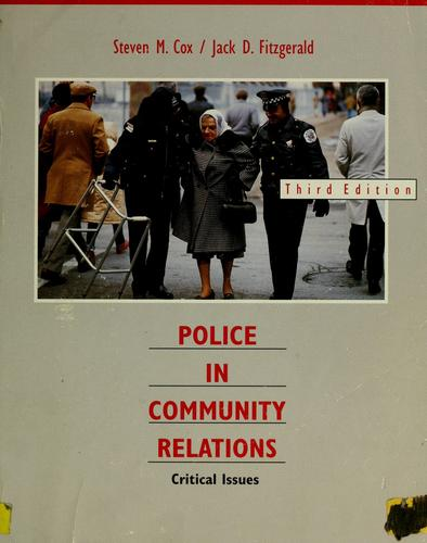 Download Police in community relations