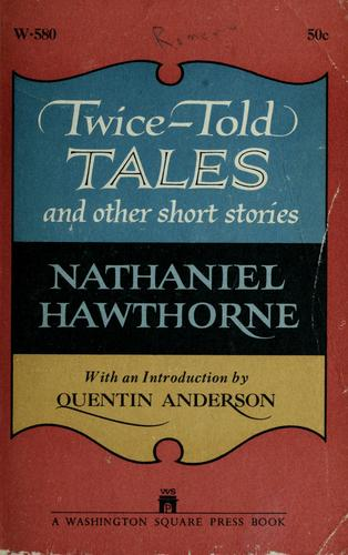 Download Twice-told tales, and other short stories.
