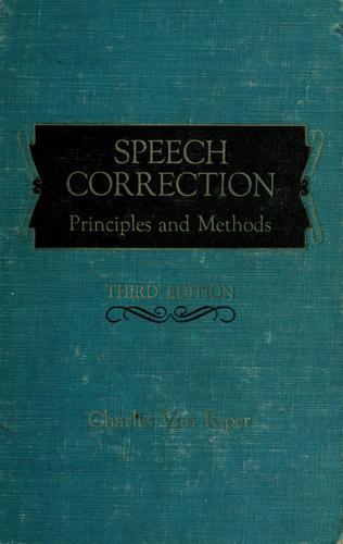 Download Speech correction