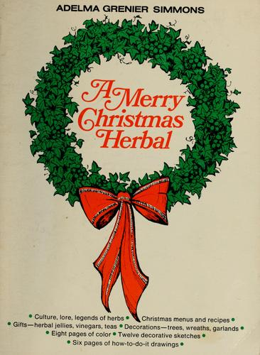 Download A merry Christmas herbal