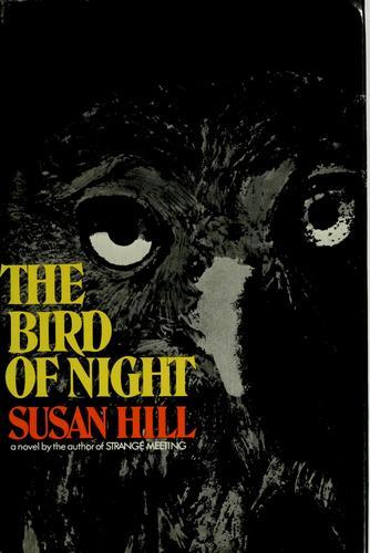 The bird of night.