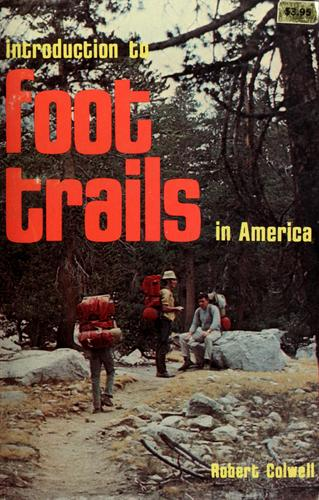 Download Introduction to foot trails in America.