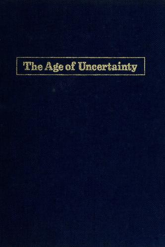 Download The  age of uncertainty