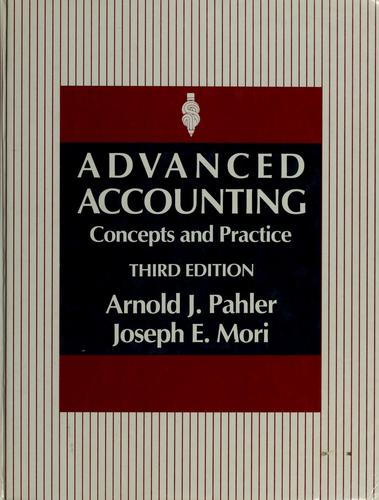 Download Advanced accounting