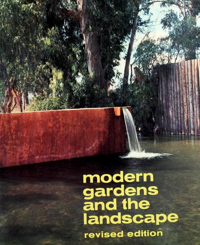 Modern gardens and the landscape