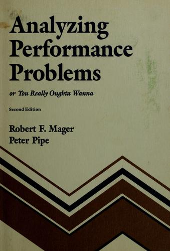 Download Analyzing performance problems, or, You really oughta wanna