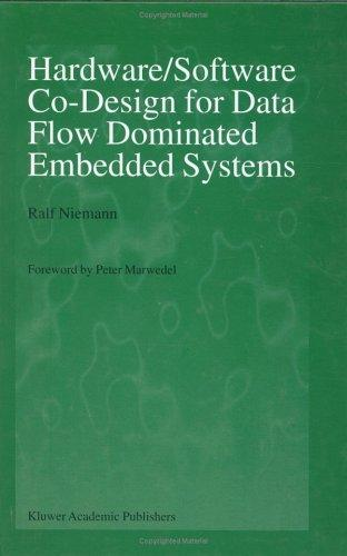 Hardware/Software Co-Design for Data Flow Dominated Embedded Systems