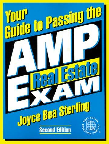Your guide to passing the AMP real estate exam