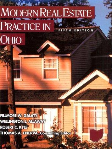 Download Modern real estate practice in Ohio