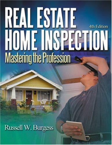 Download Real estate home inspection