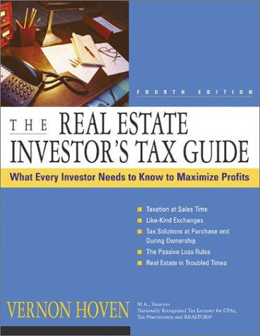 Download The real estate investors tax guide