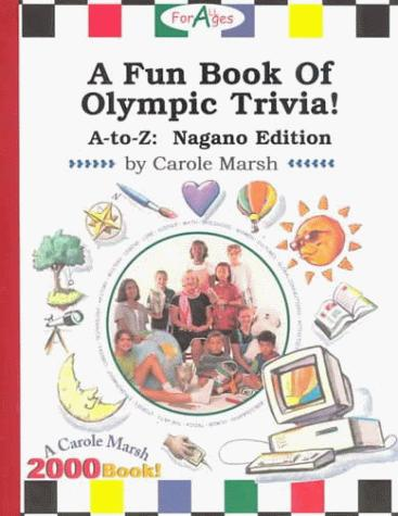 Download A Fun Book of Olympic Trivia: A-Z!