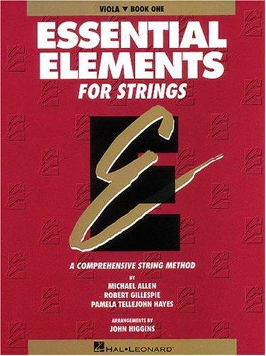 Download Essential Elements for Strings