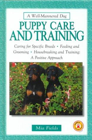 Download Puppy care & training