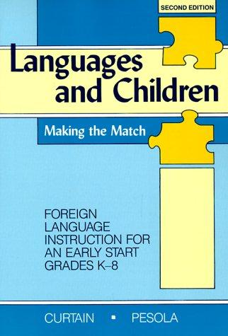 Download Languages and children, making the match