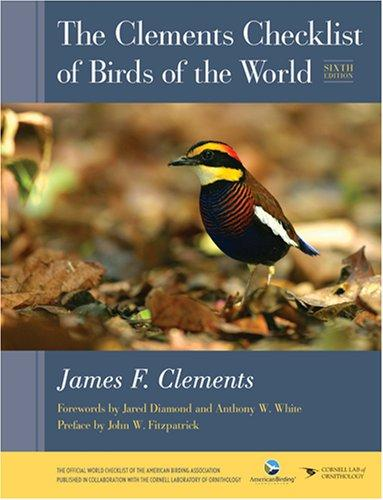 Download The Clements Checklist of Birds of the World