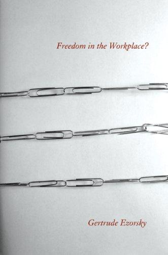 Download Freedom in the Workplace?