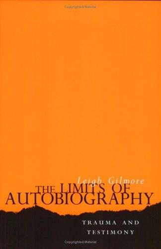 Download The limits of autobiography