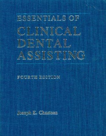 Download Essentials of clinical dental assisting