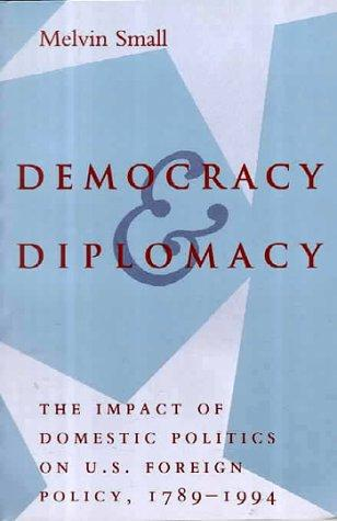 Download Democracy and Diplomacy