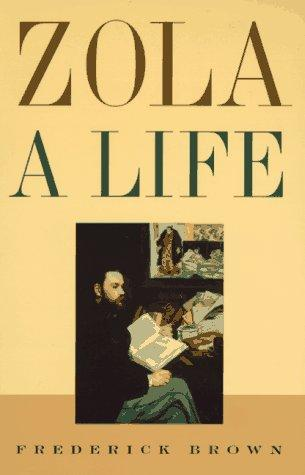 Zola by Brown, Frederick