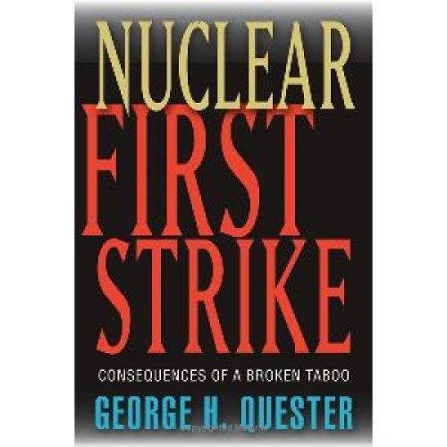 Download Nuclear first strike