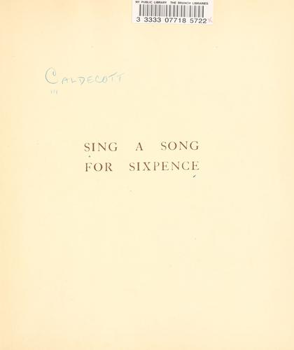 Download Sing a song for sixpence.