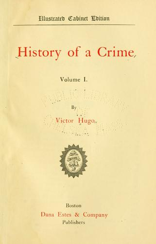 Download History of a crime